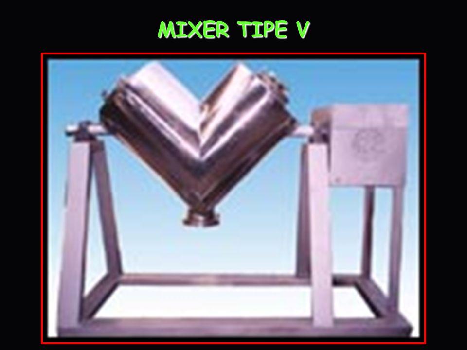 MIXER TIPE V