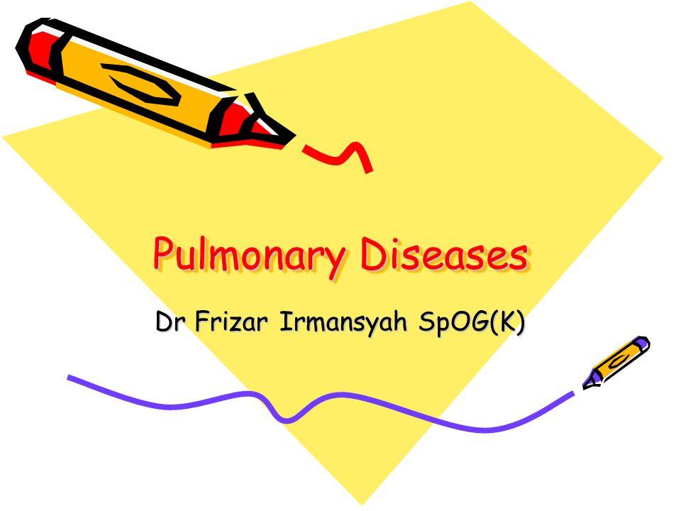 Dr Frizar Irmansyah SpOG(K)
