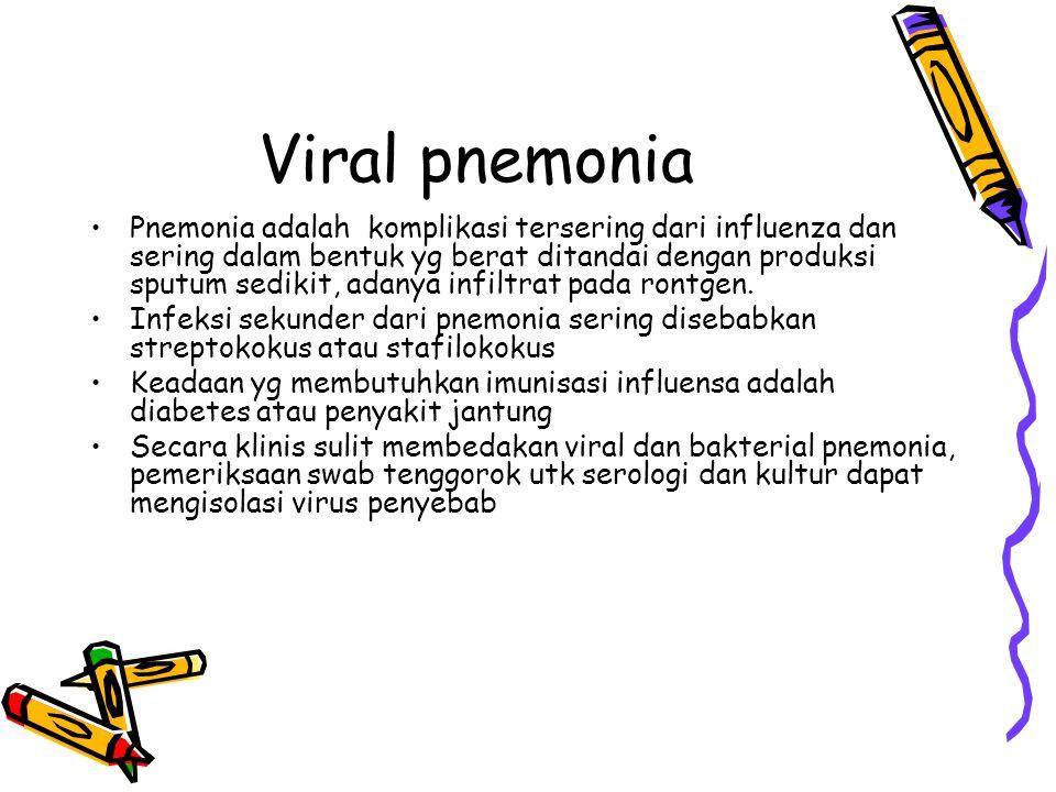 Viral pnemonia