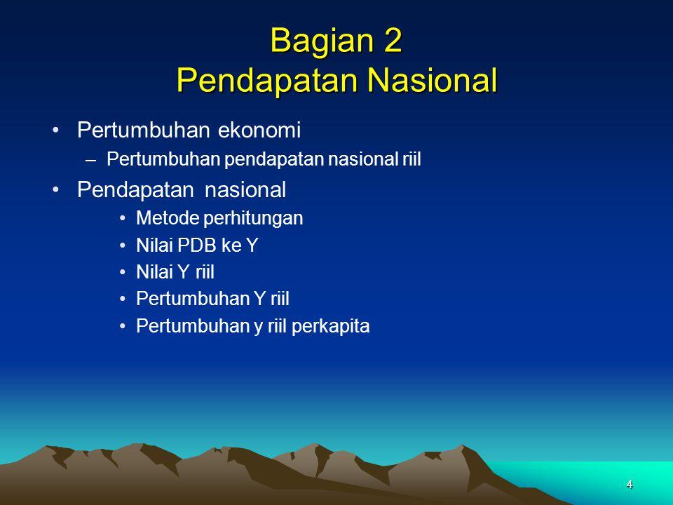 Bagian 2 Pendapatan Nasional