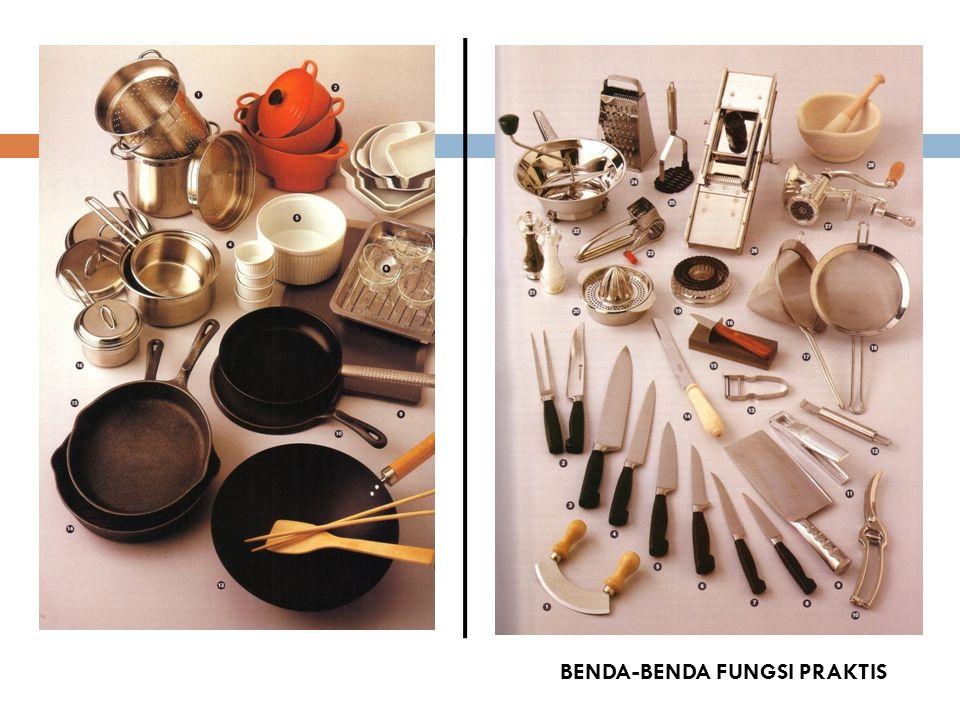 BENDA-BENDA FUNGSI PRAKTIS
