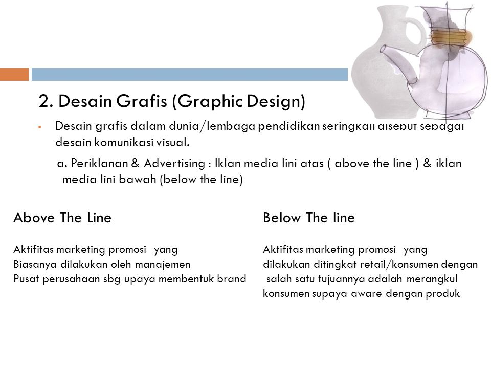 2. Desain Grafis (Graphic Design)