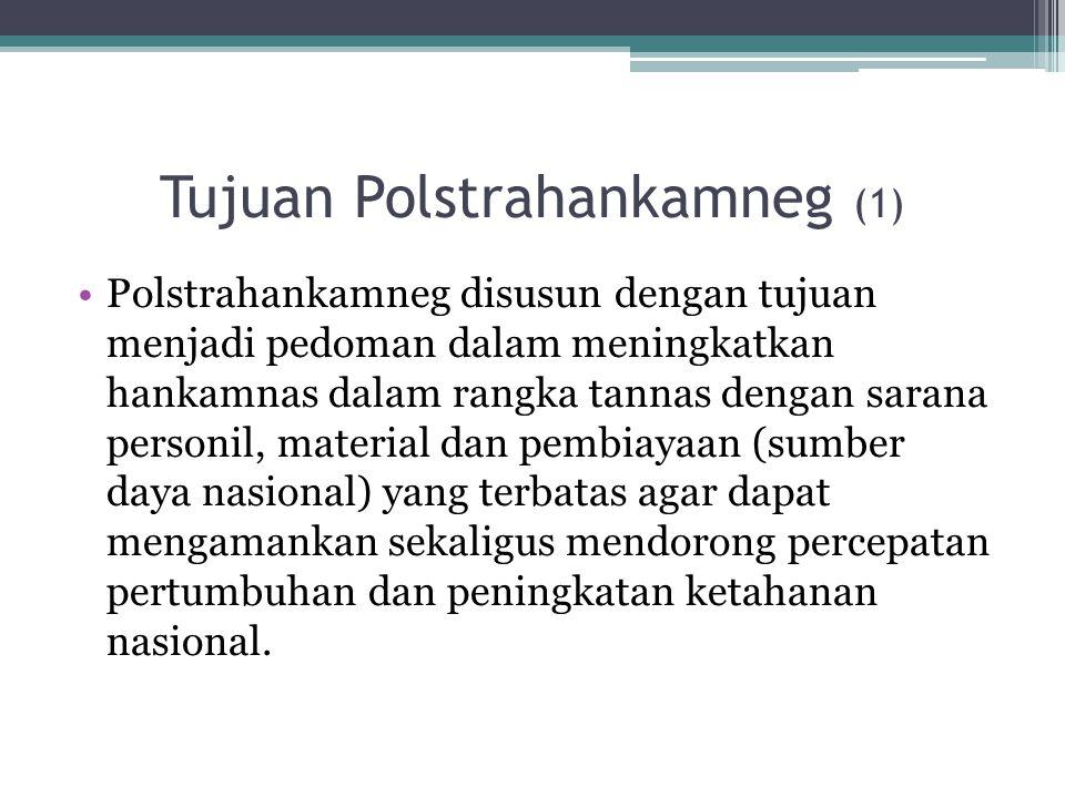 Tujuan Polstrahankamneg (1)