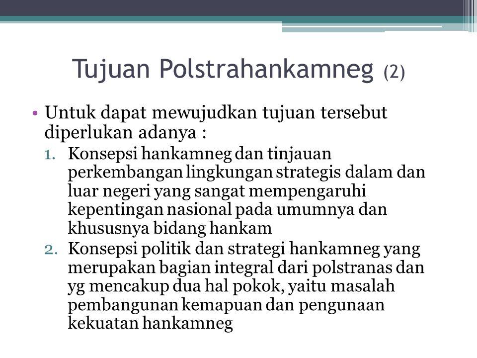 Tujuan Polstrahankamneg (2)