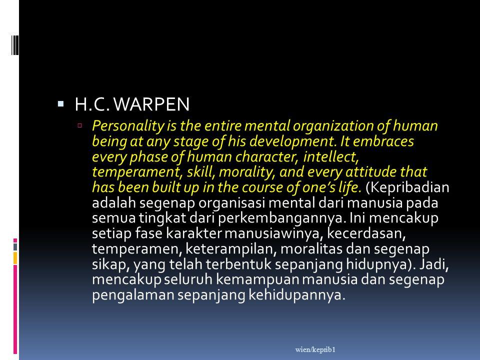 H.C. WARPEN