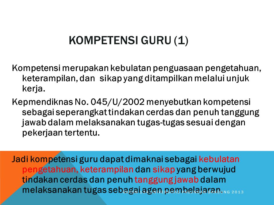 Kompetensi Guru (1)