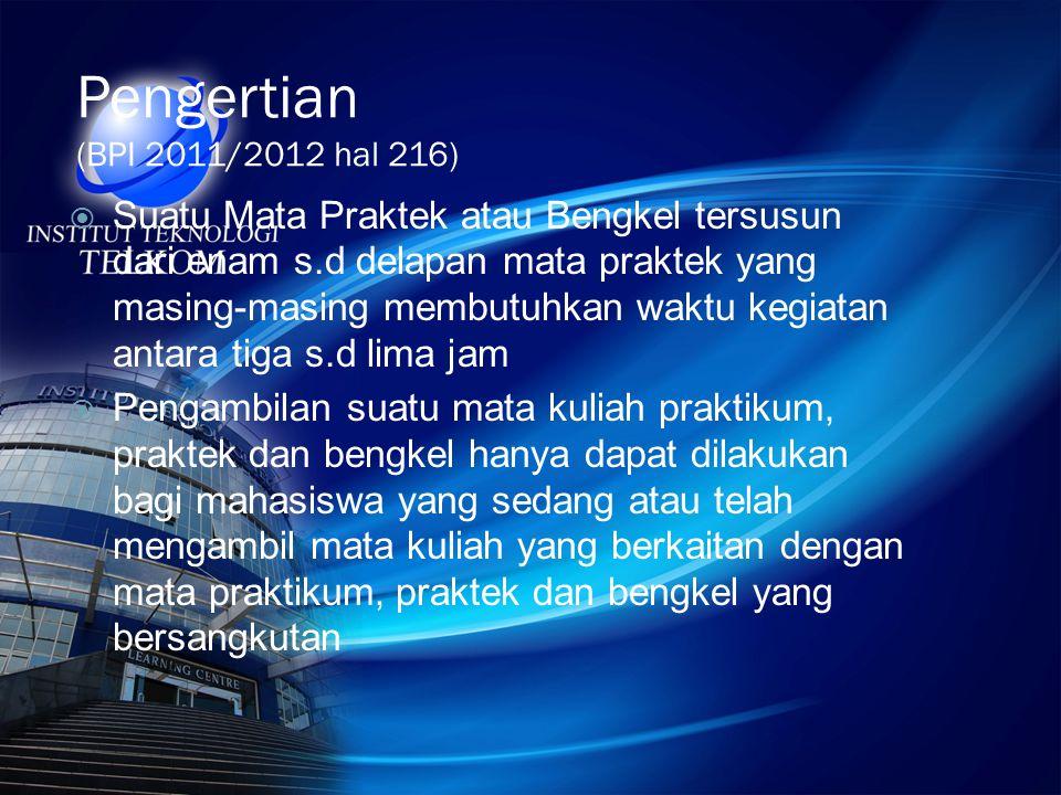Pengertian (BPI 2011/2012 hal 216)