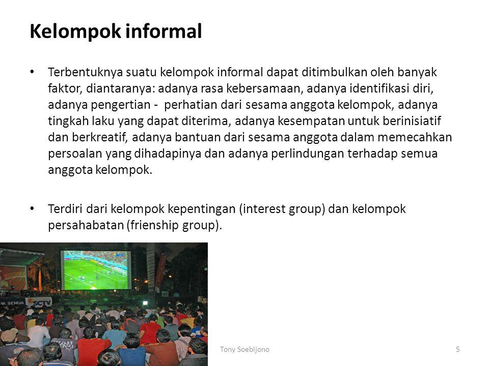 Kelompok informal