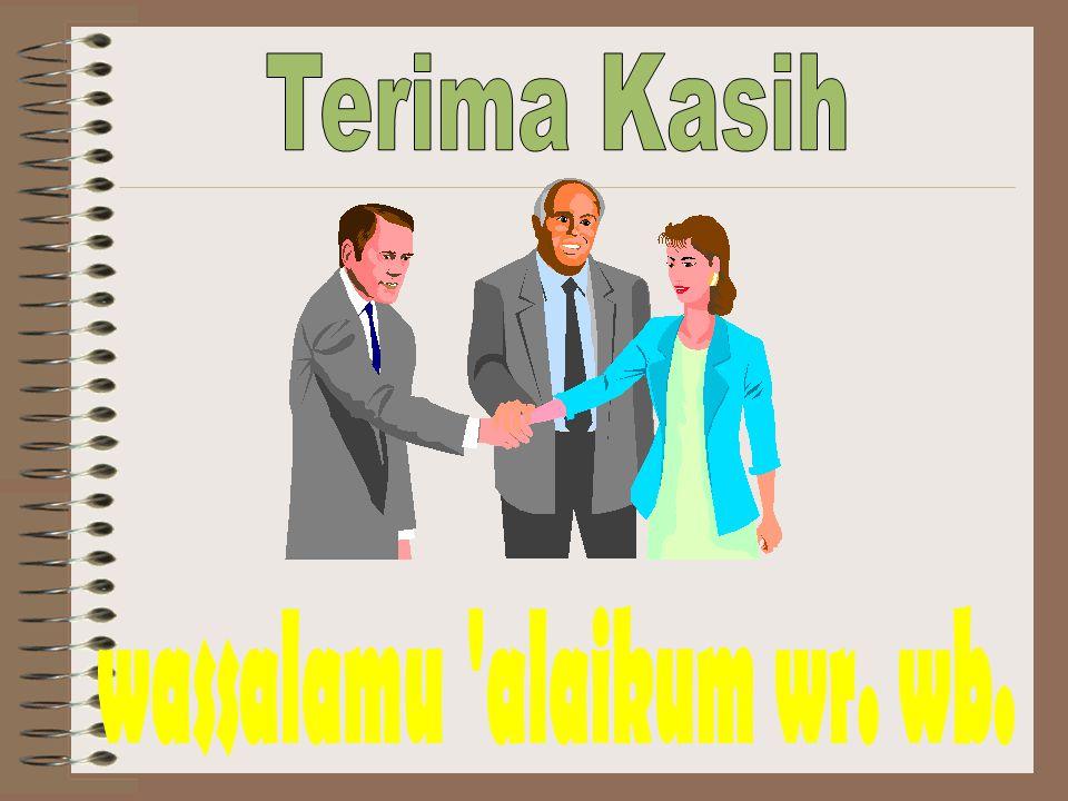 wassalamu alaikum wr. wb.