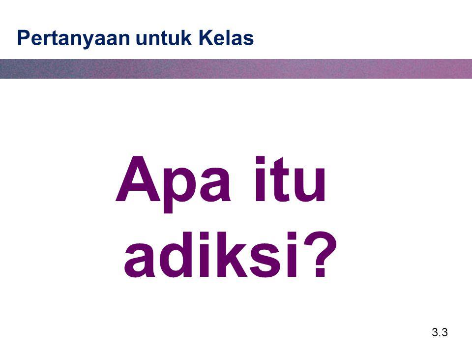 Pertanyaan untuk Kelas