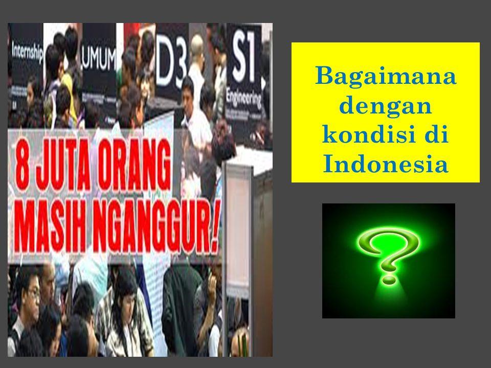 Bagaimana dengan kondisi di Indonesia