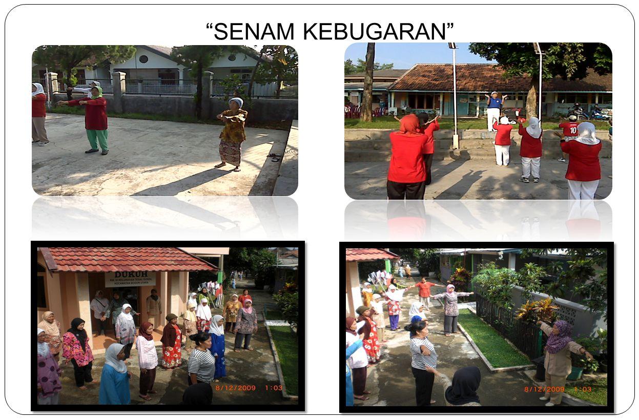 SENAM KEBUGARAN