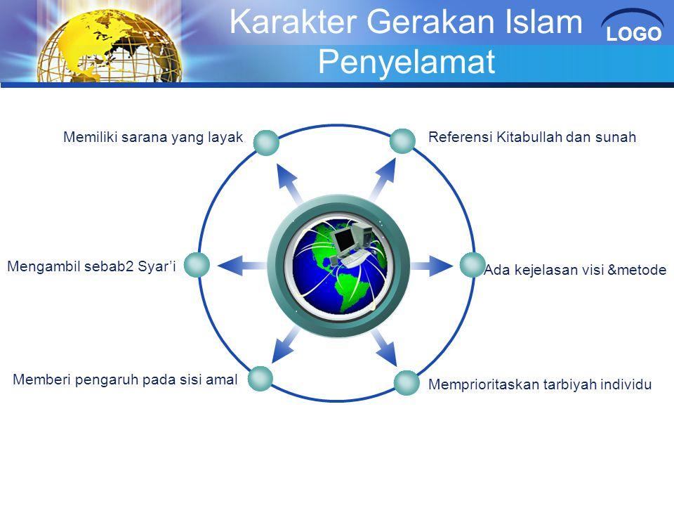 Karakter Gerakan Islam Penyelamat