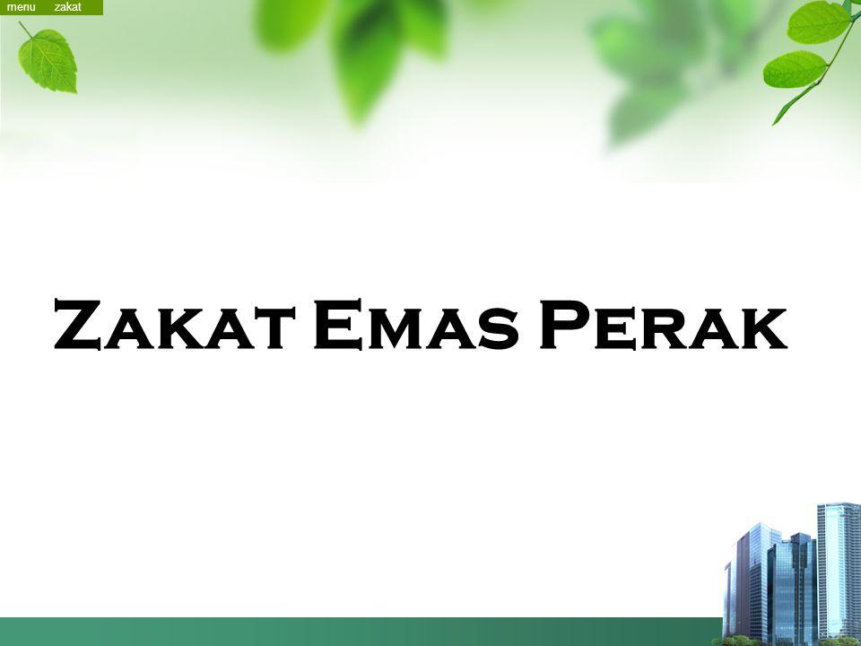 menu zakat Zakat Emas Perak