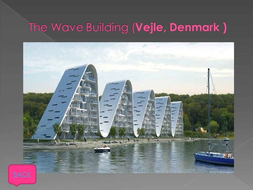 The Wave Building (Vejle, Denmark )