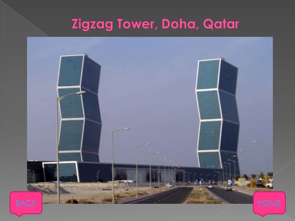 Zigzag Tower, Doha, Qatar