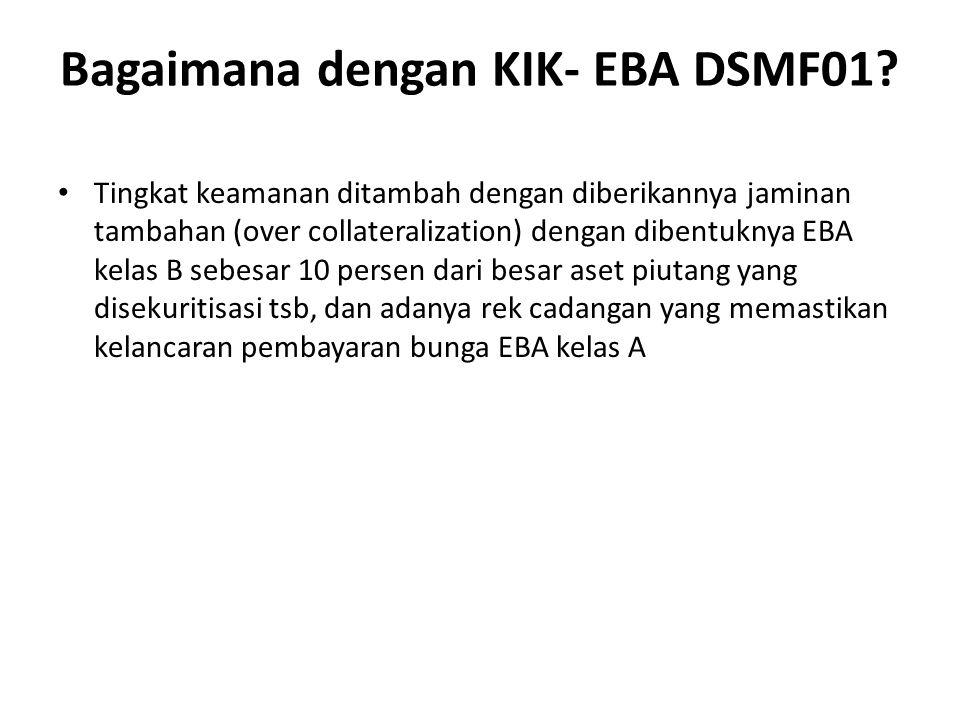 Bagaimana dengan KIK- EBA DSMF01
