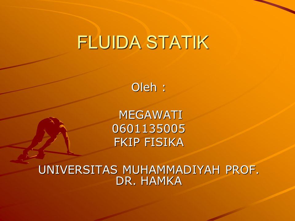 UNIVERSITAS MUHAMMADIYAH PROF. DR. HAMKA