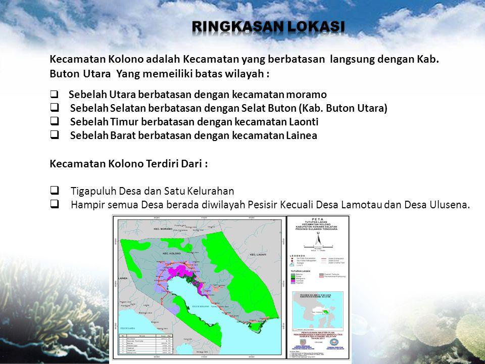 BAB I. PENDAHULUAN Latar Belakang Perairan Pantai Indonesia