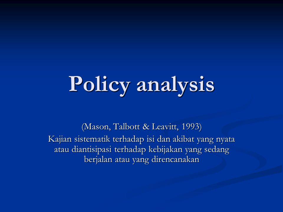 (Mason, Talbott & Leavitt, 1993)