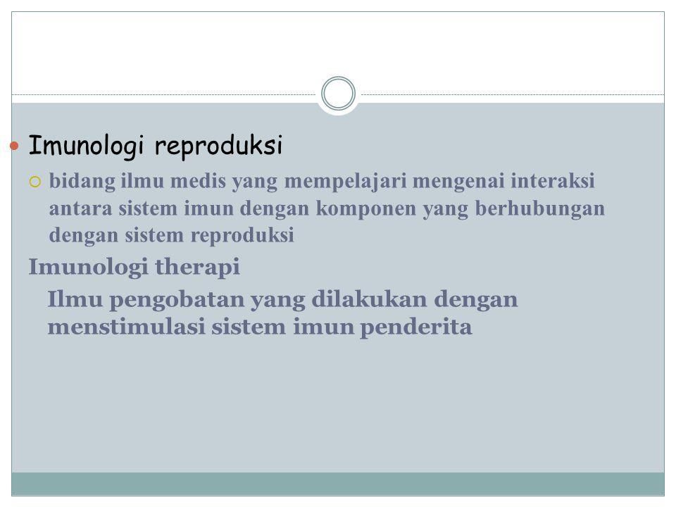 Imunologi reproduksi