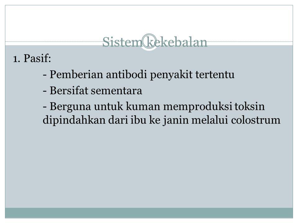 Sistem kekebalan