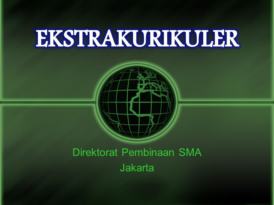 Direktorat Pembinaan SMA Jakarta