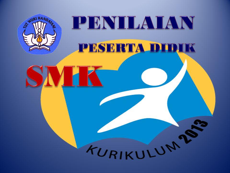 PENILAIAN PESERTA DIDIK SMK