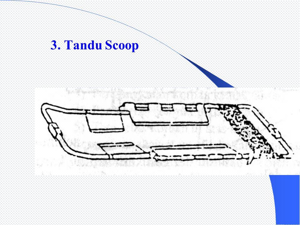 3. Tandu Scoop