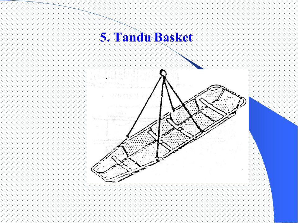 5. Tandu Basket