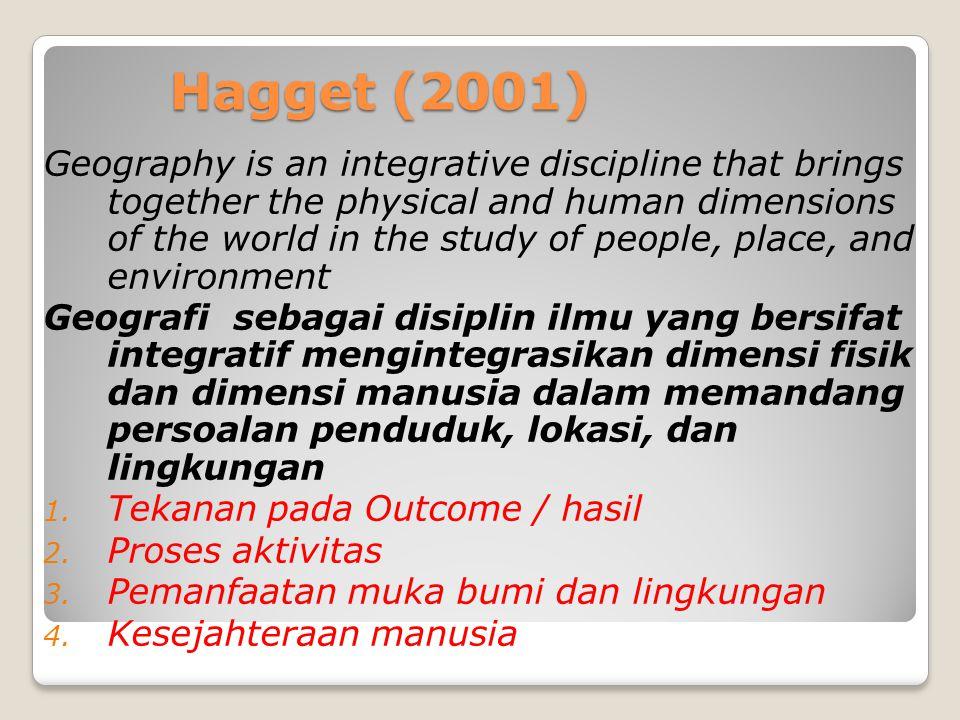 Hagget (2001)