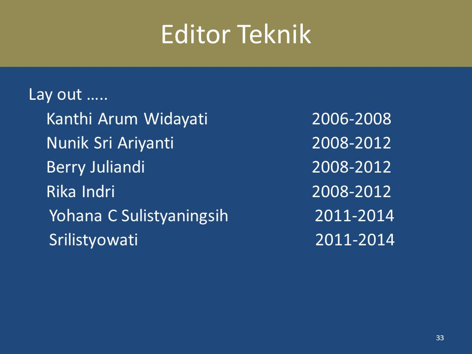 Editor Teknik