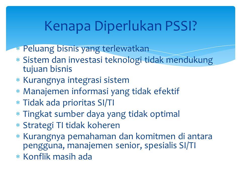 Kenapa Diperlukan PSSI