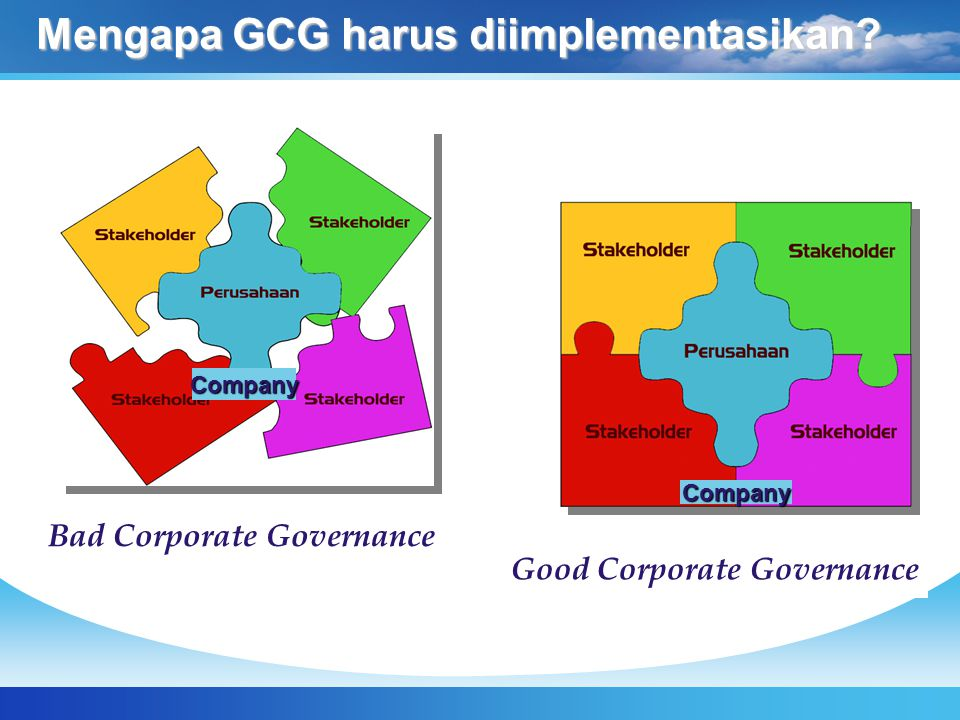 Bad Corporate Governance