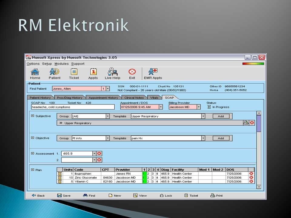 RM Elektronik