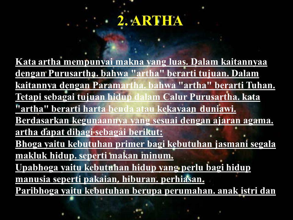 2. ARTHA