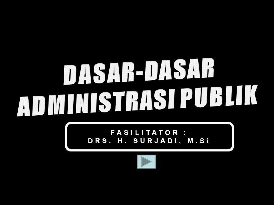 Drs. Surjadi, M.Si - Widyaiswara Utama Bandiklat Prov. Jatim