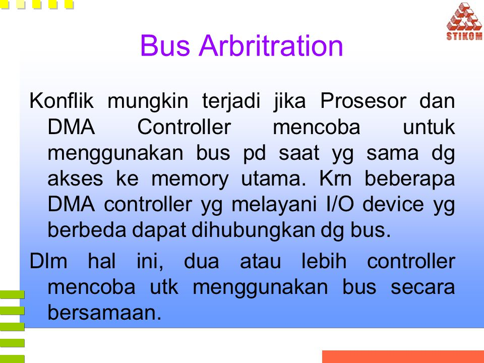 Bus Arbritration