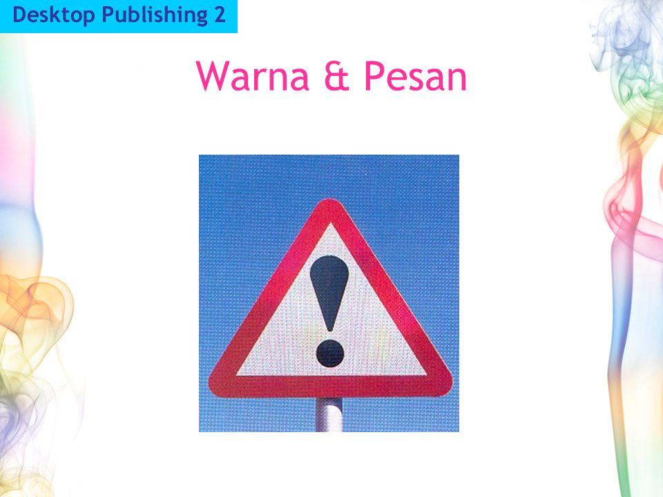 Desktop Publishing 2 Warna & Pesan