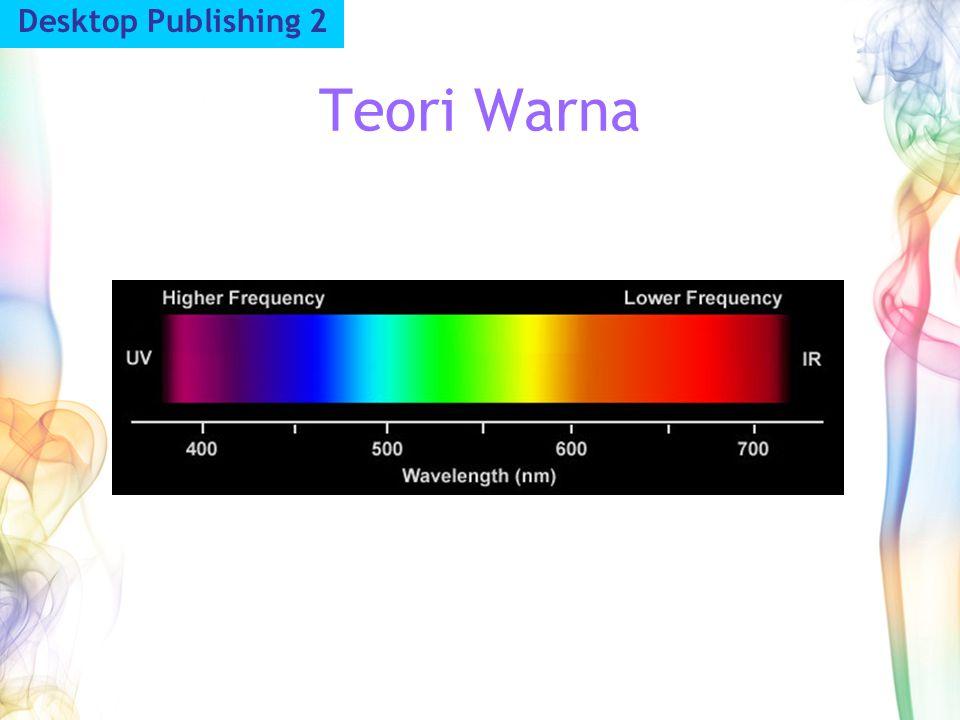 Desktop Publishing 2 Teori Warna