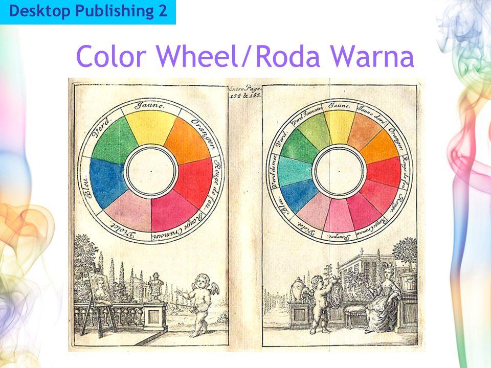 Color Wheel/Roda Warna