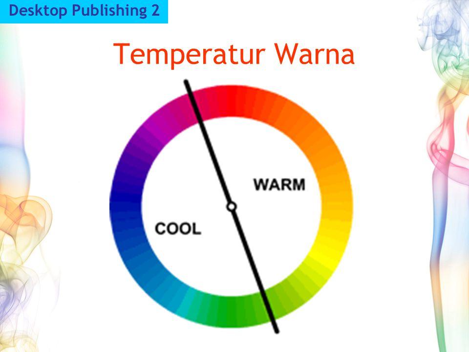 Desktop Publishing 2 Temperatur Warna