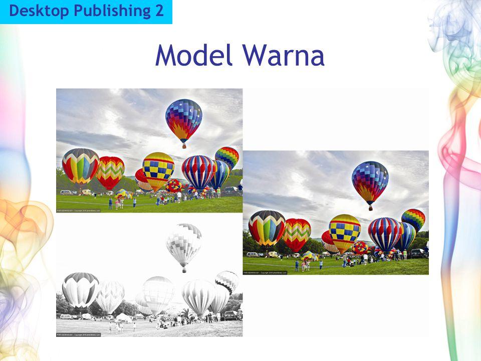 Desktop Publishing 2 Model Warna