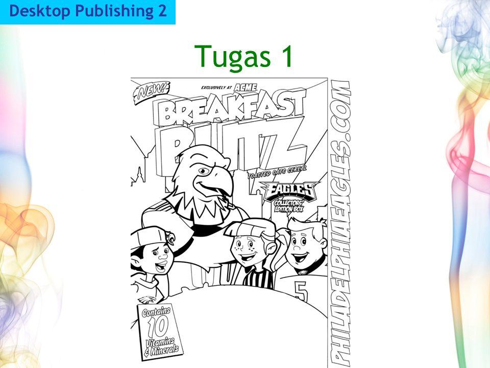 Desktop Publishing 2 Tugas 1