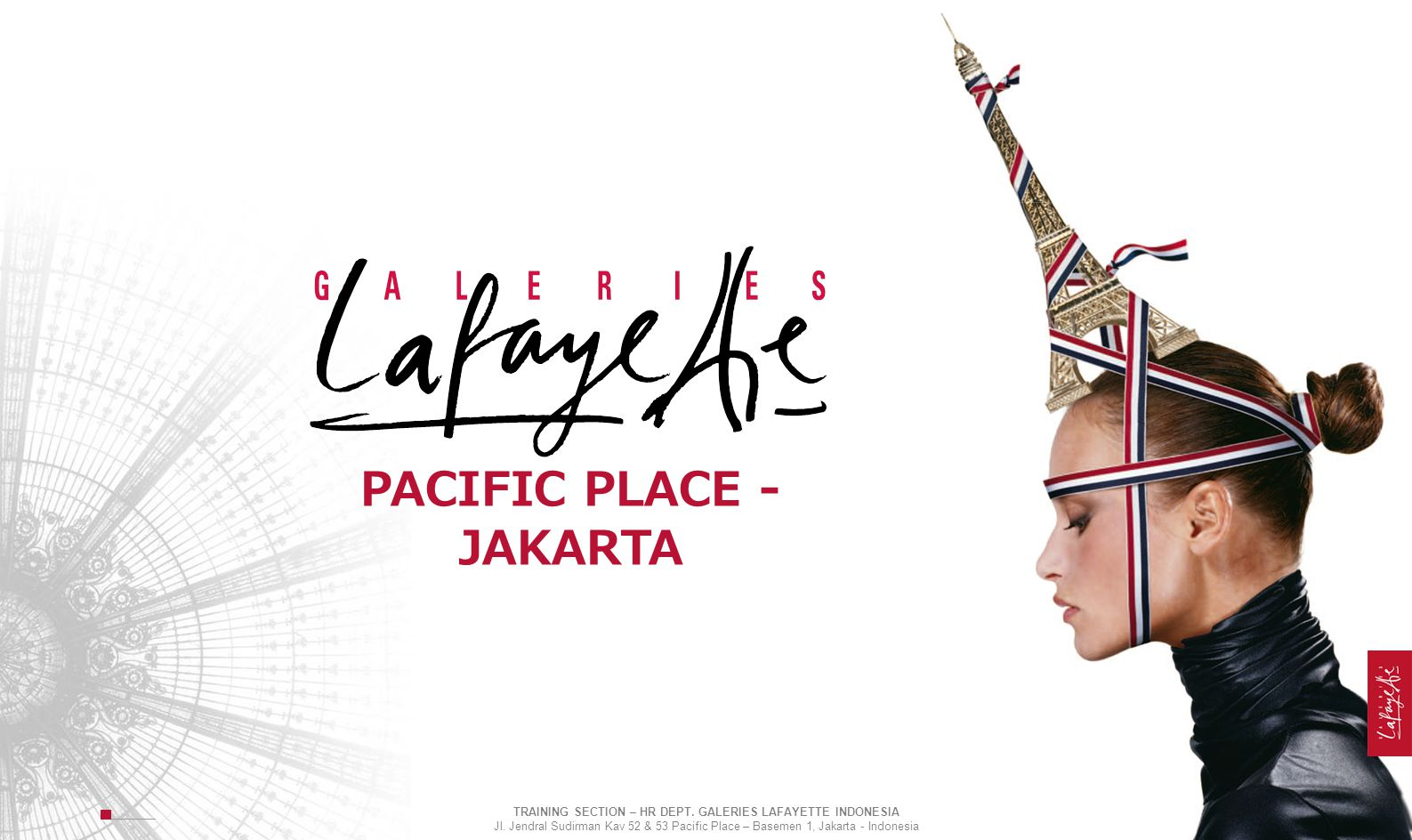 PACIFIC PLACE - JAKARTA