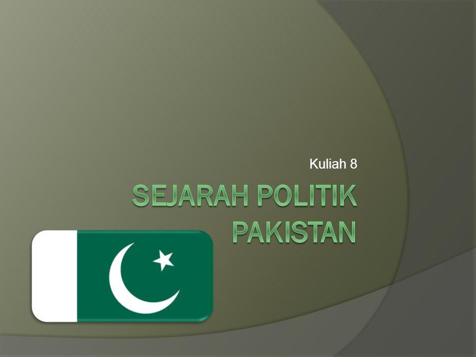 Sejarah politik pakistan