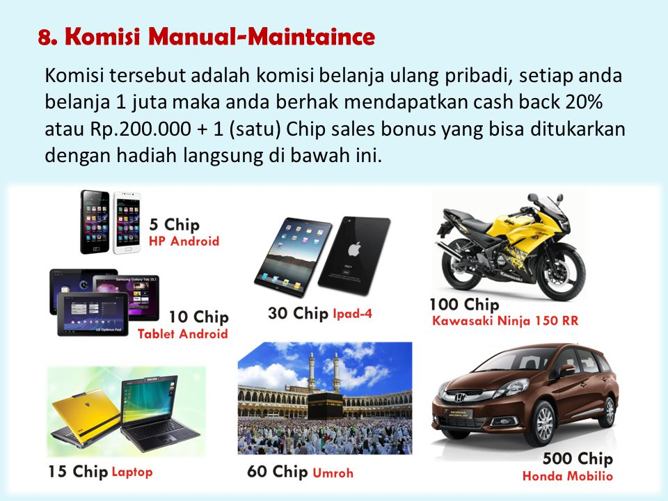 8. Komisi Manual-Maintaince