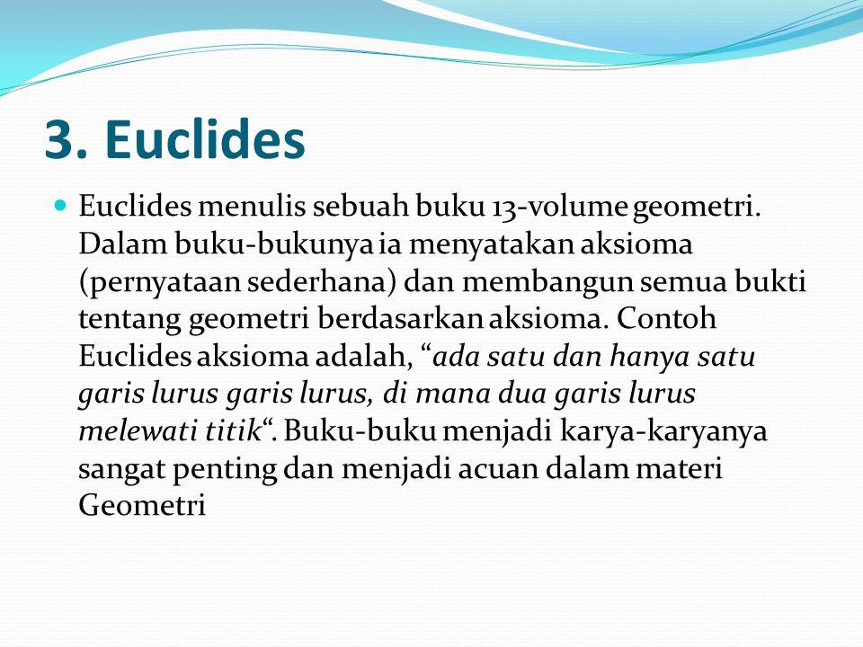 3. Euclides