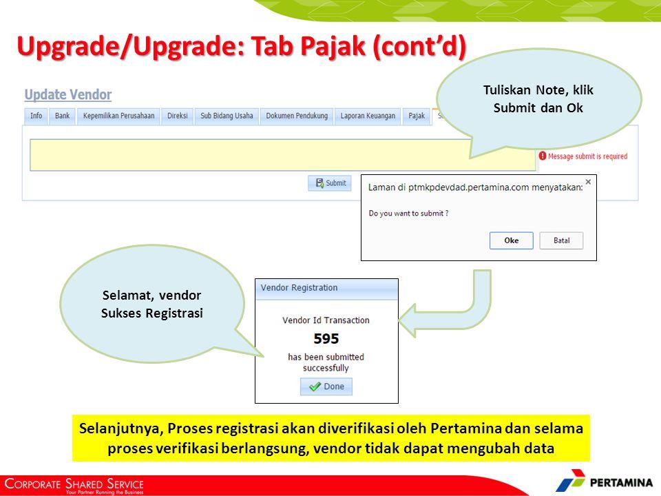 Dapat melakukan proses-proses di i-P2P (sourcing, invoicing)
