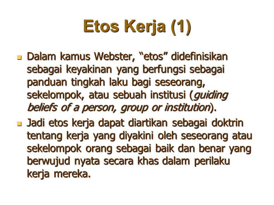 Etos Kerja (1)